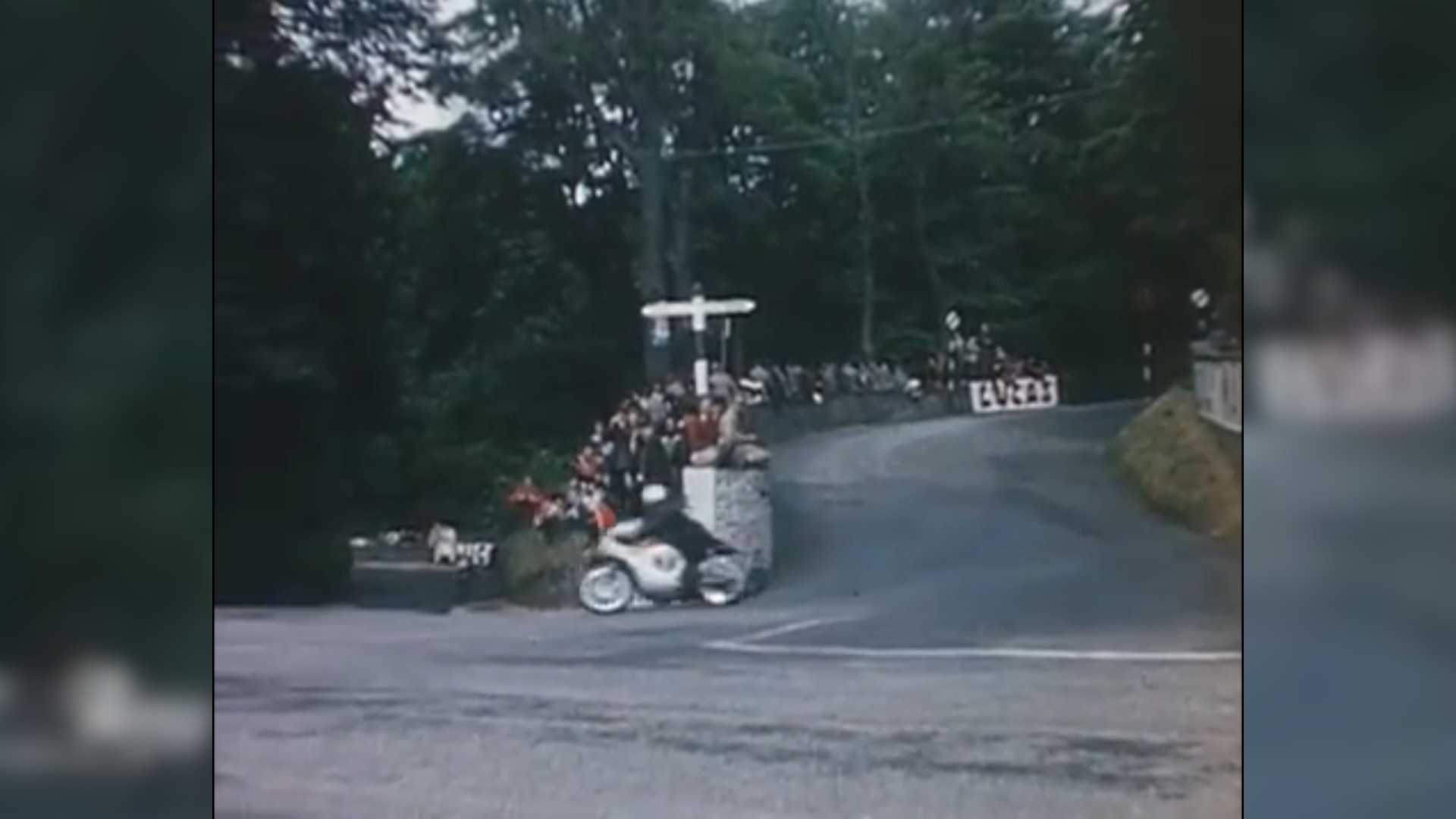 Watch Honda Take Its First-Ever IOMTT Win In 1961