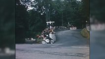 honda first iomtt win 1961 video