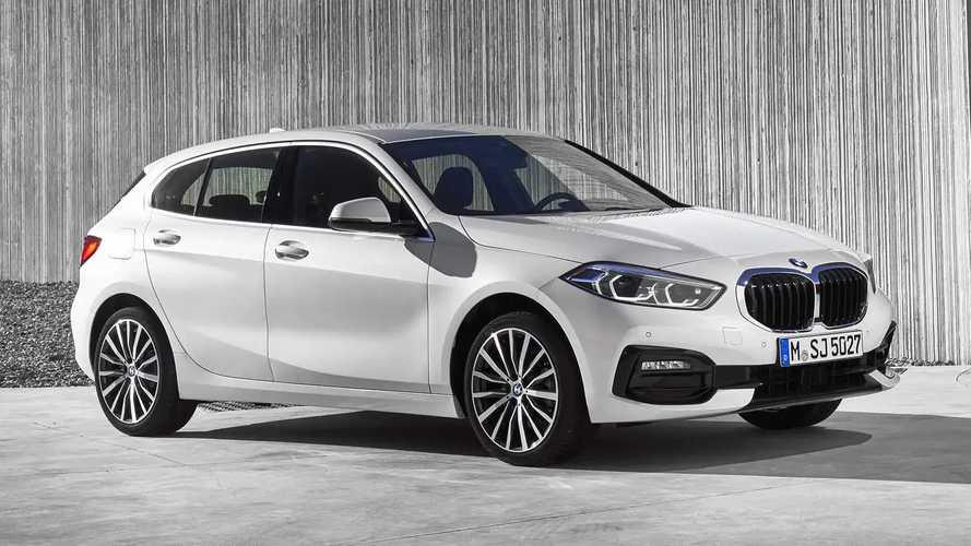 BMW Serie 1, nuova e vecchia a confronto