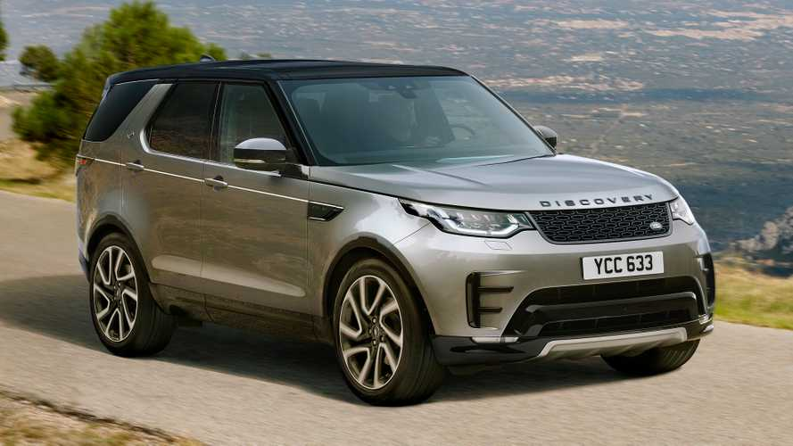Land Rover launches Landmark Discovery