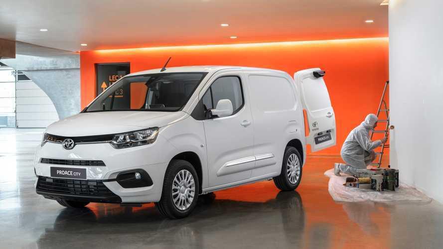 Toyota ProAce City, compatto al debutto
