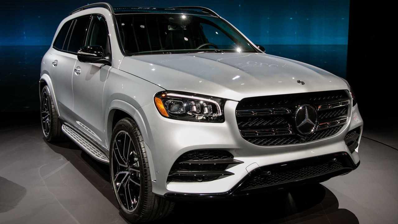 2019 Mercedes-Bens GLS-Serisi