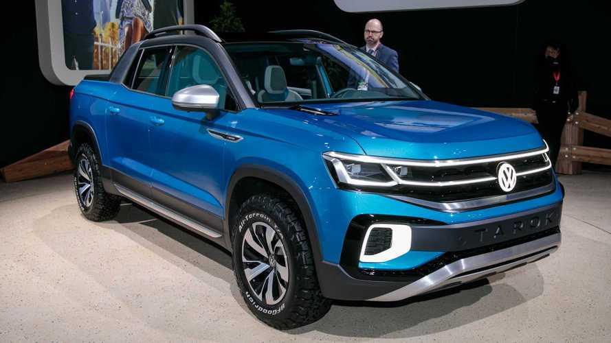 Volkswagen Tarok Concept | Motor1.com Photos