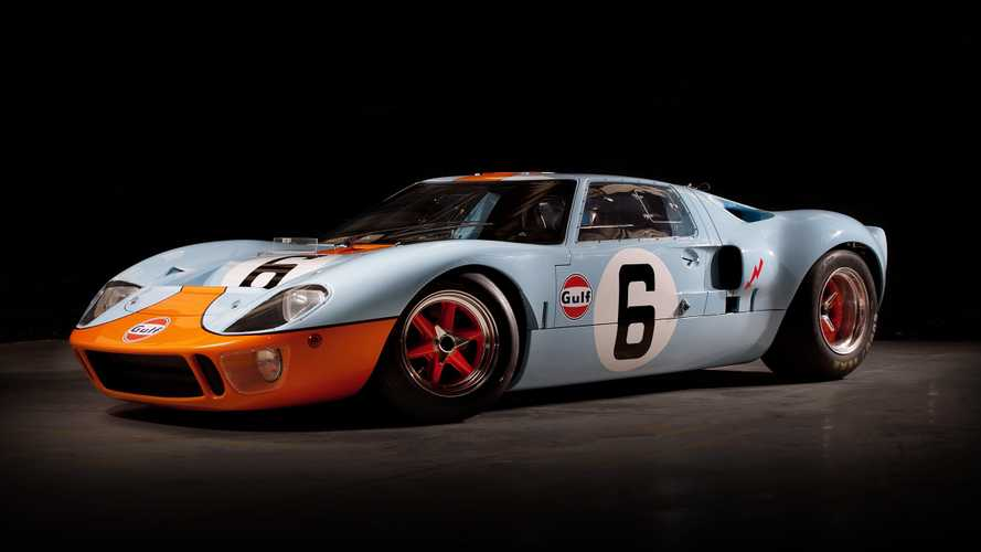 Perfect Gulf GT40 replica now available