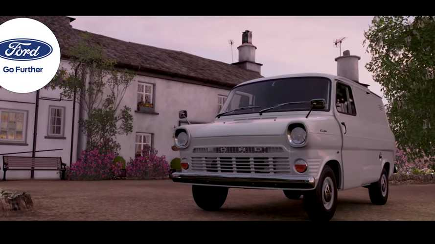 Original Ford Transit Joins Forza Horizon 4 With A Mighty 75 HP