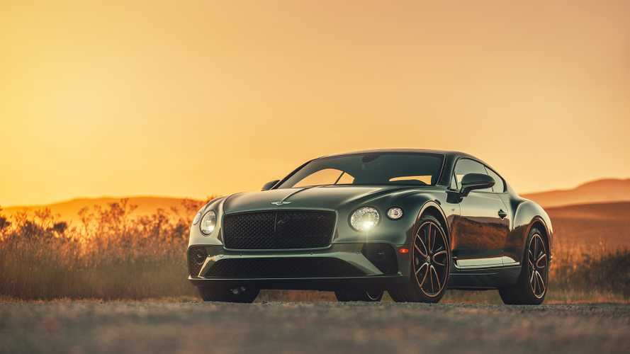 2020 Bentley Continental GT V8: First Drive