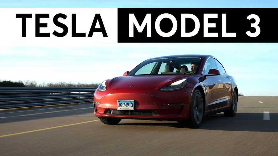 Consumer Reports Tesla Model 3 Quick Drive Video