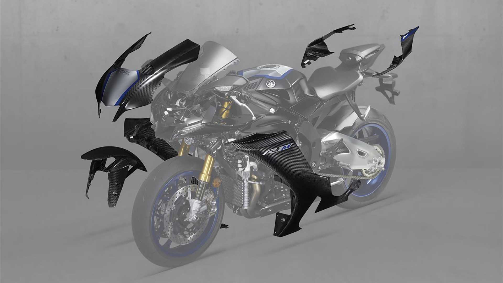 2020 Yamaha YZF-R1 And YZF-R1M: Everything We Know