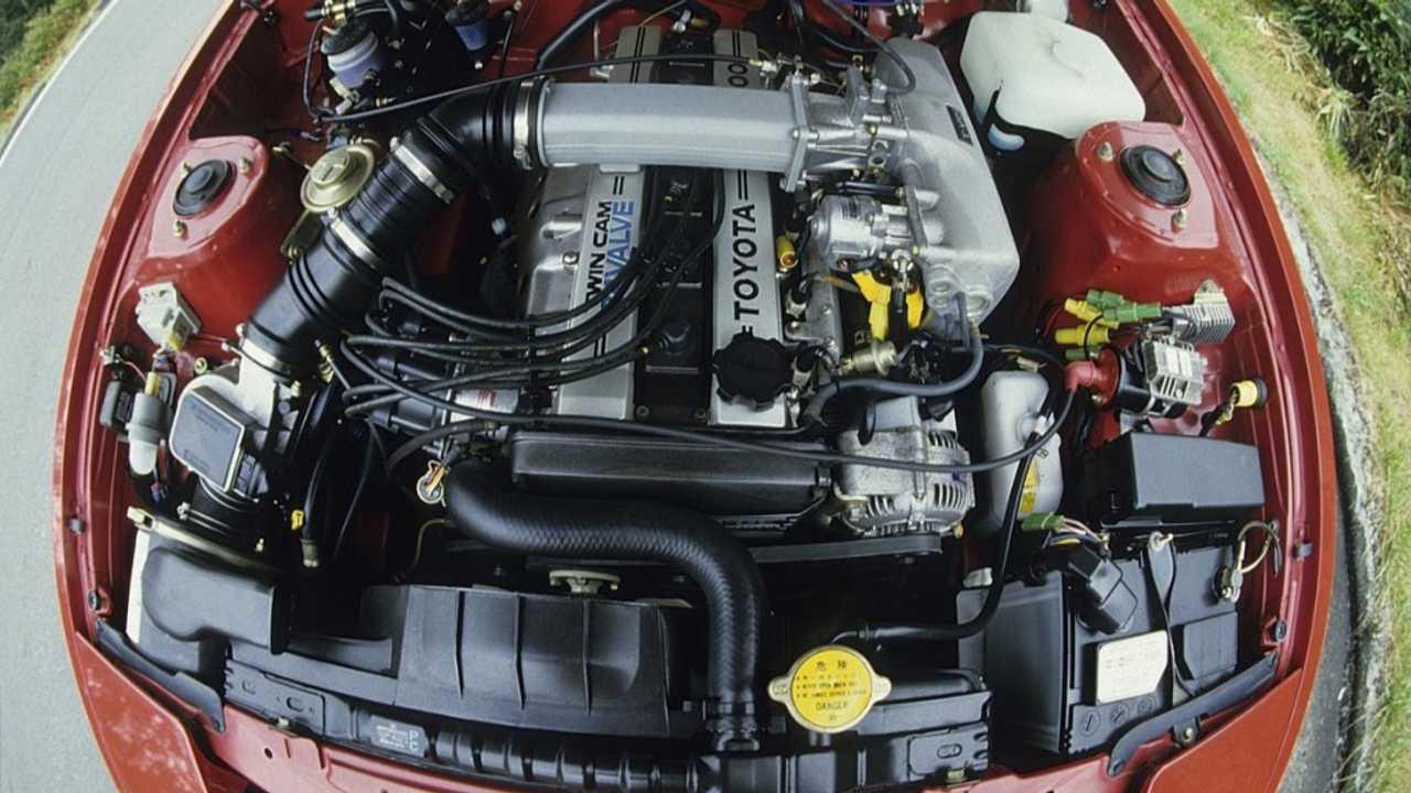 4A-GE - Toyota Sprinter Trueno