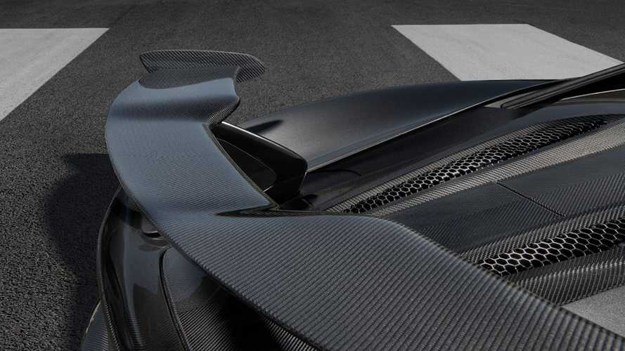 McLaren 570S MSO defined high downforce kit