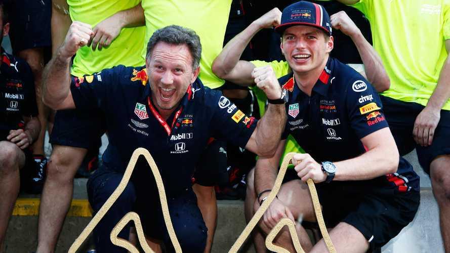 """Horner sereno sul futuro di Verstappen: """"In Red Bull è felice"""""""