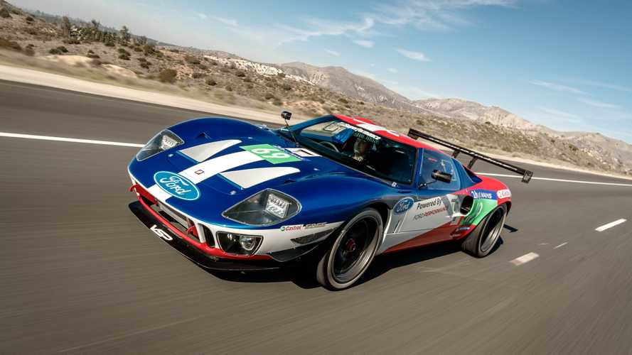 Superformance Future GT Forty SEMA Show Car Can Be Yours