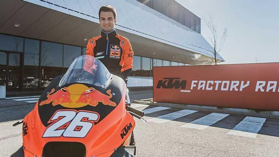 KTM hace test en Le Mans con Espargaró y Zarco, pero sin Pedrosa