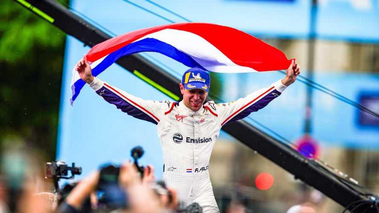 Robin Frijns (Envision Virgin Racing)