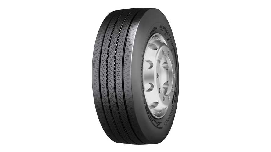 Continental Introduces First Tire Optimized For Electric Buses