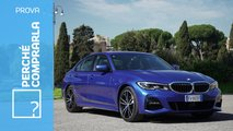 bmw serie 3 2019 perche comprarla video
