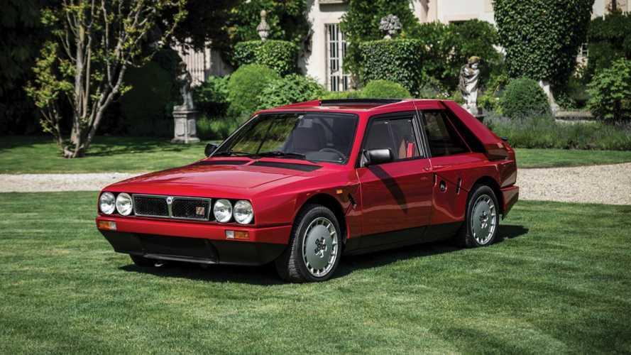 1985 Lancia Delta S4 Stradale Record