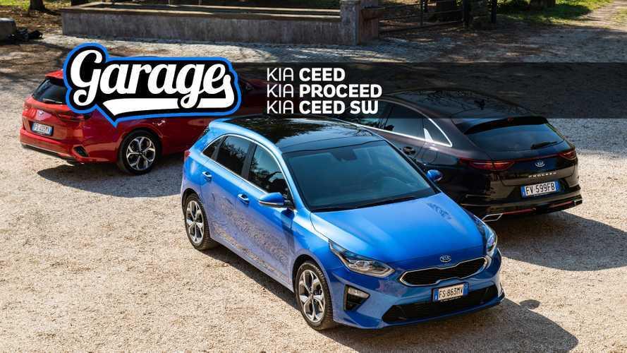 Motor1.com Garage Kia Ceed