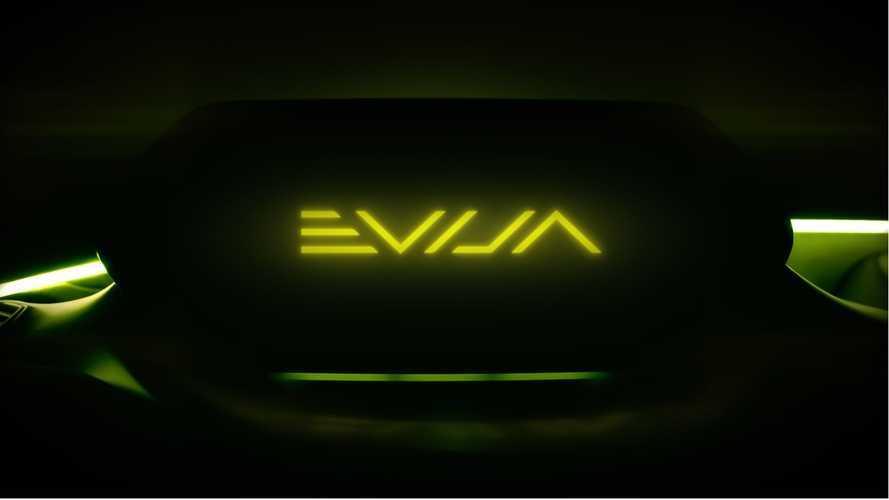 Lotus, il futuro è elettrico e parte dalla Evija
