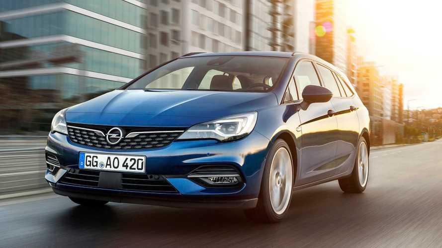 Nächster Opel Astra kommt 2021