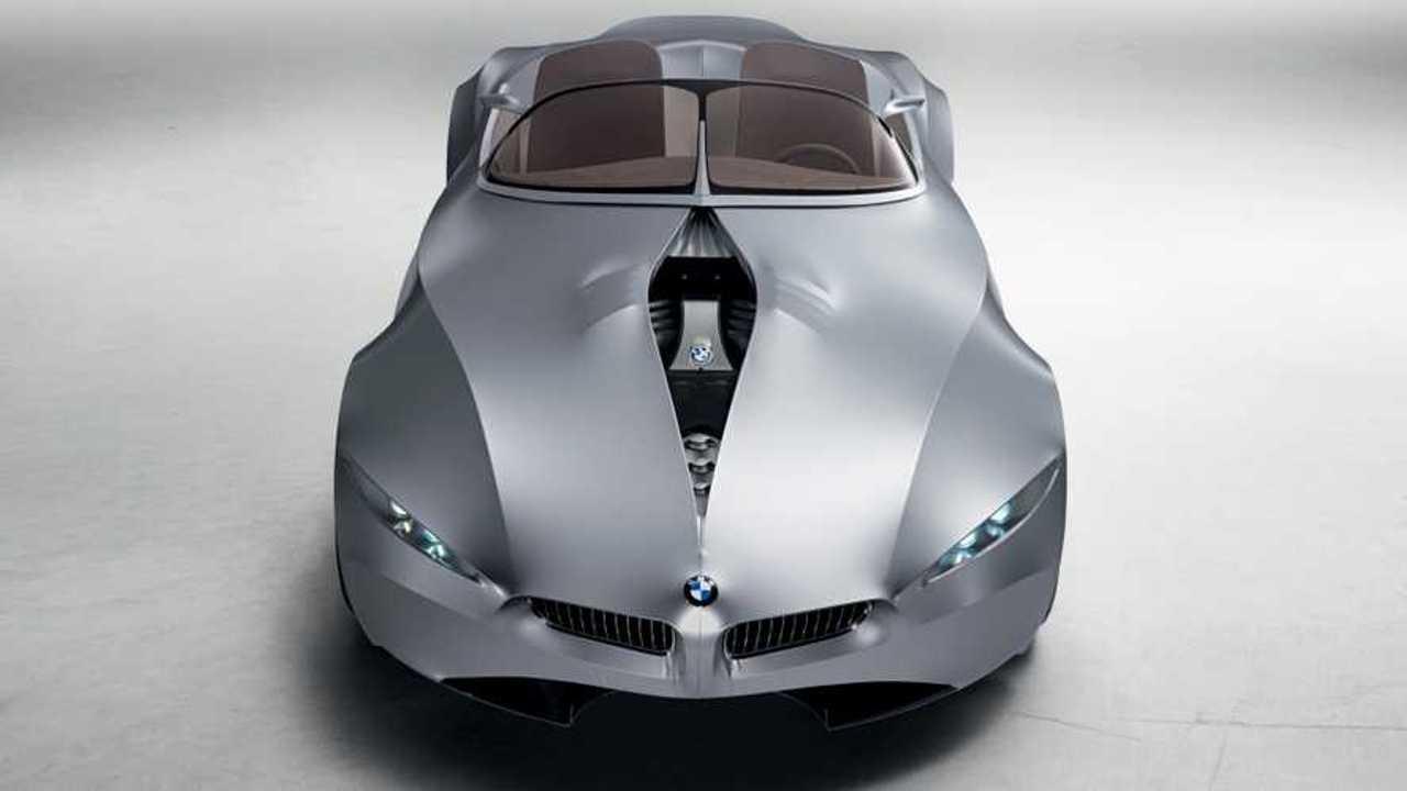 BMW GINA Light Visionary Model Concept (2008)