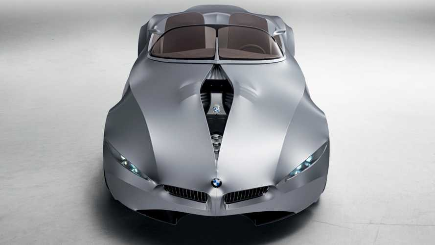 Concept oublié - BMW GINA Light Visionary Model Concept (2008)