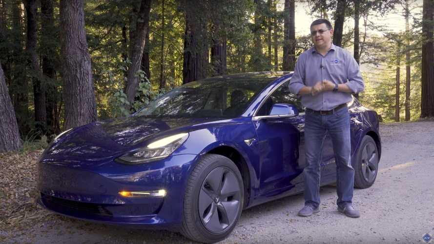 Tesla Model 3 Standard Walkthrough By Alex On Autos