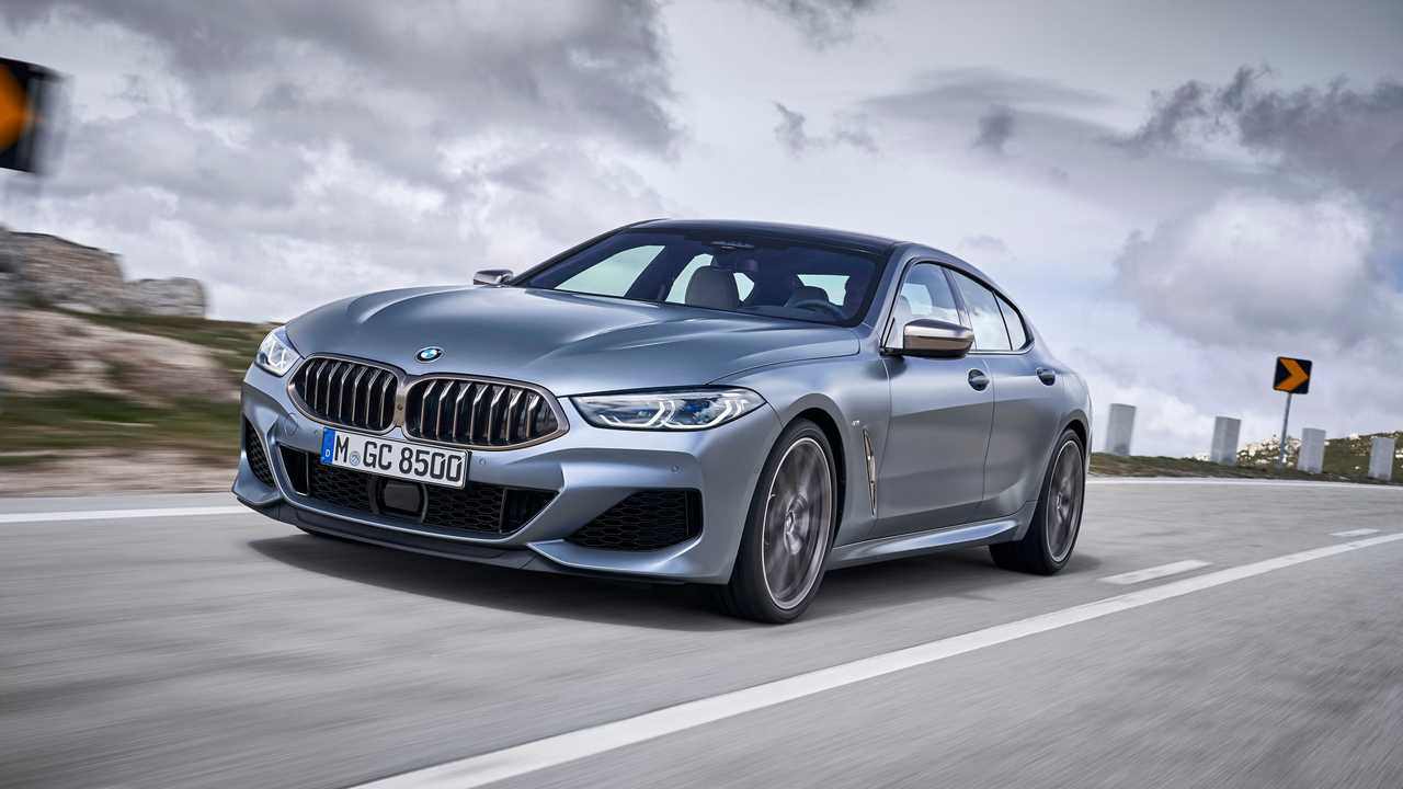 Calendario Serie A 2020 18 Pdf.2020 Bmw 8 Series Gran Coupe Is Luxury Fun With Two More Doors