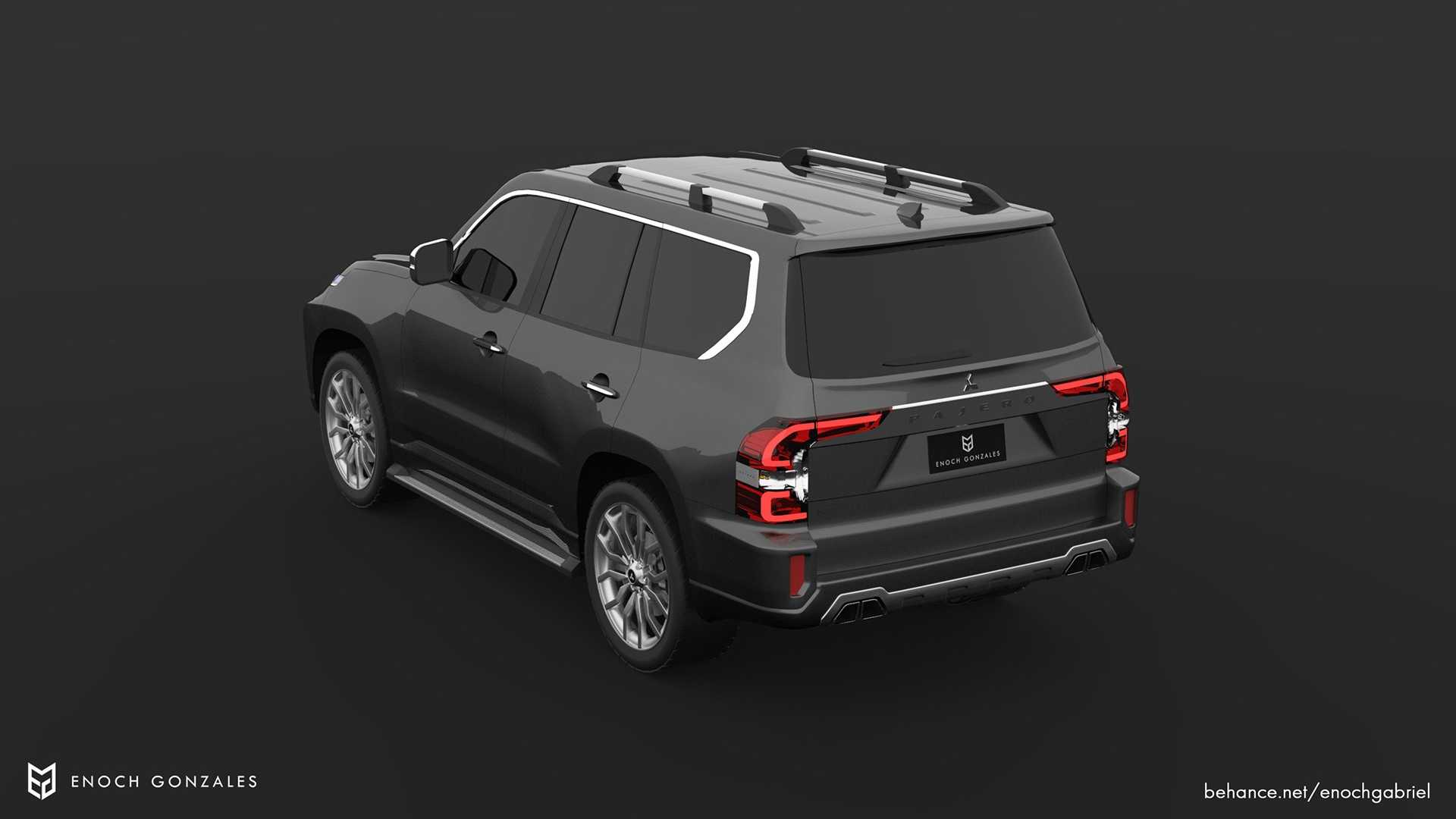 2021 mitsubishi pajero imaginedmotor1 reader  car