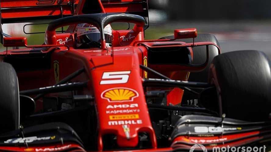 ¿Por qué fue penalizado Vettel en Canadá?