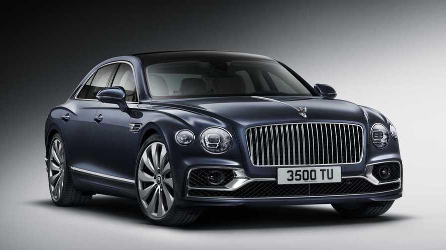 """A vadonatúj Bentley Flying Spur lehet a világ legjobb """"luxustúrasportszedánja"""""""
