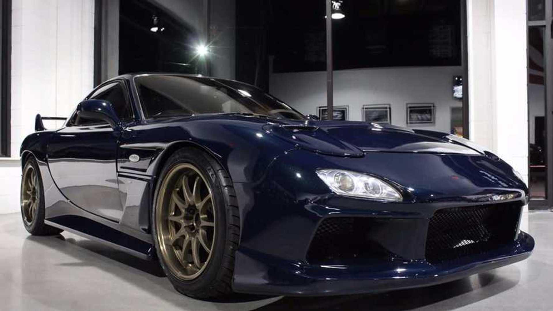 """[""""1992 Mazda FD RX7""""]"""
