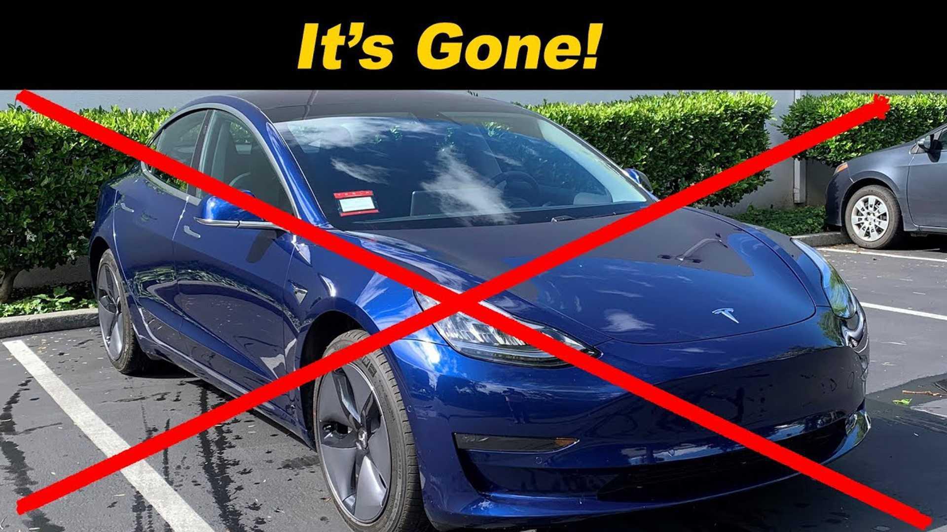 Alex On Autos Already Sold His Tesla Model 3