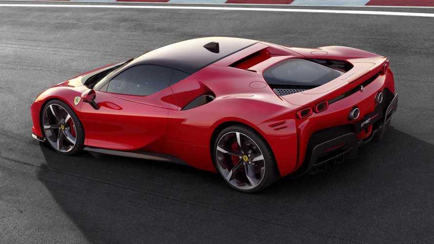 Ferrari SF90 Stradale (2019) - 1000 chevaux, comme en F1