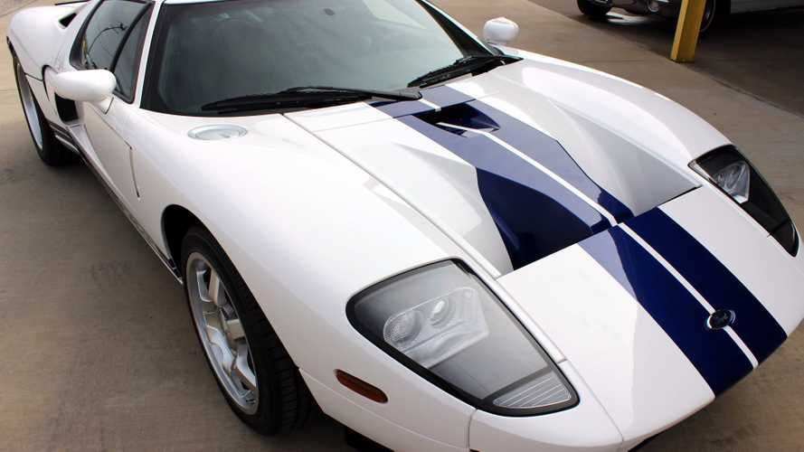 Experience American Supercar Racing Heritage In This Ford GT