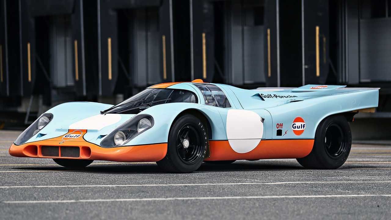 Porsche 917K - 12,6 млн евро