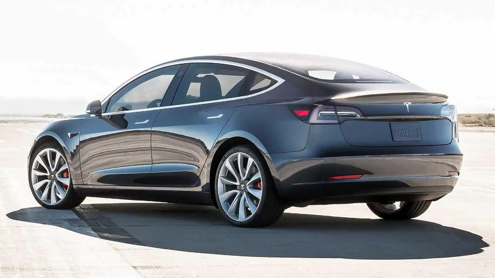 Tesla Model 3 Standard Range Plus, prezzi e autonomia dell ...