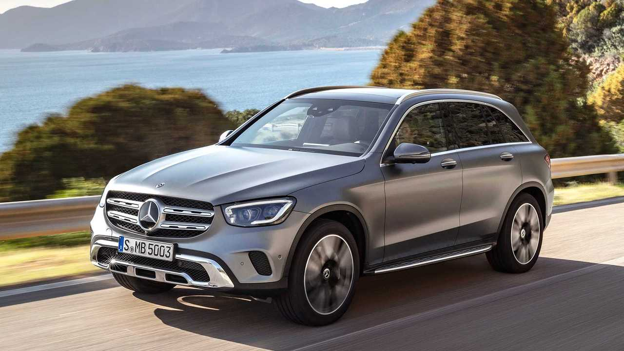 Mercedes GLC - 930 km