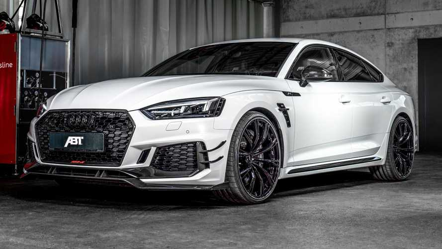 ABT RS-5R Sportback Powers Into Europe With Serious Upgrades
