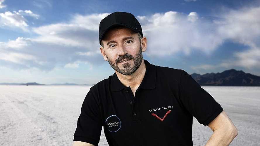 Biaggi intentará batir el récord de velocidad en moto eléctrica