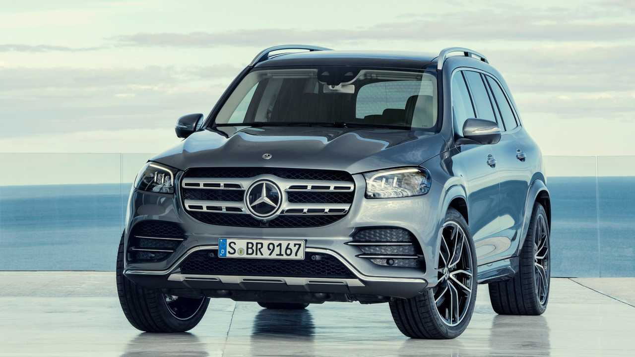 2021 Mercedes Gl Class Review and Release date