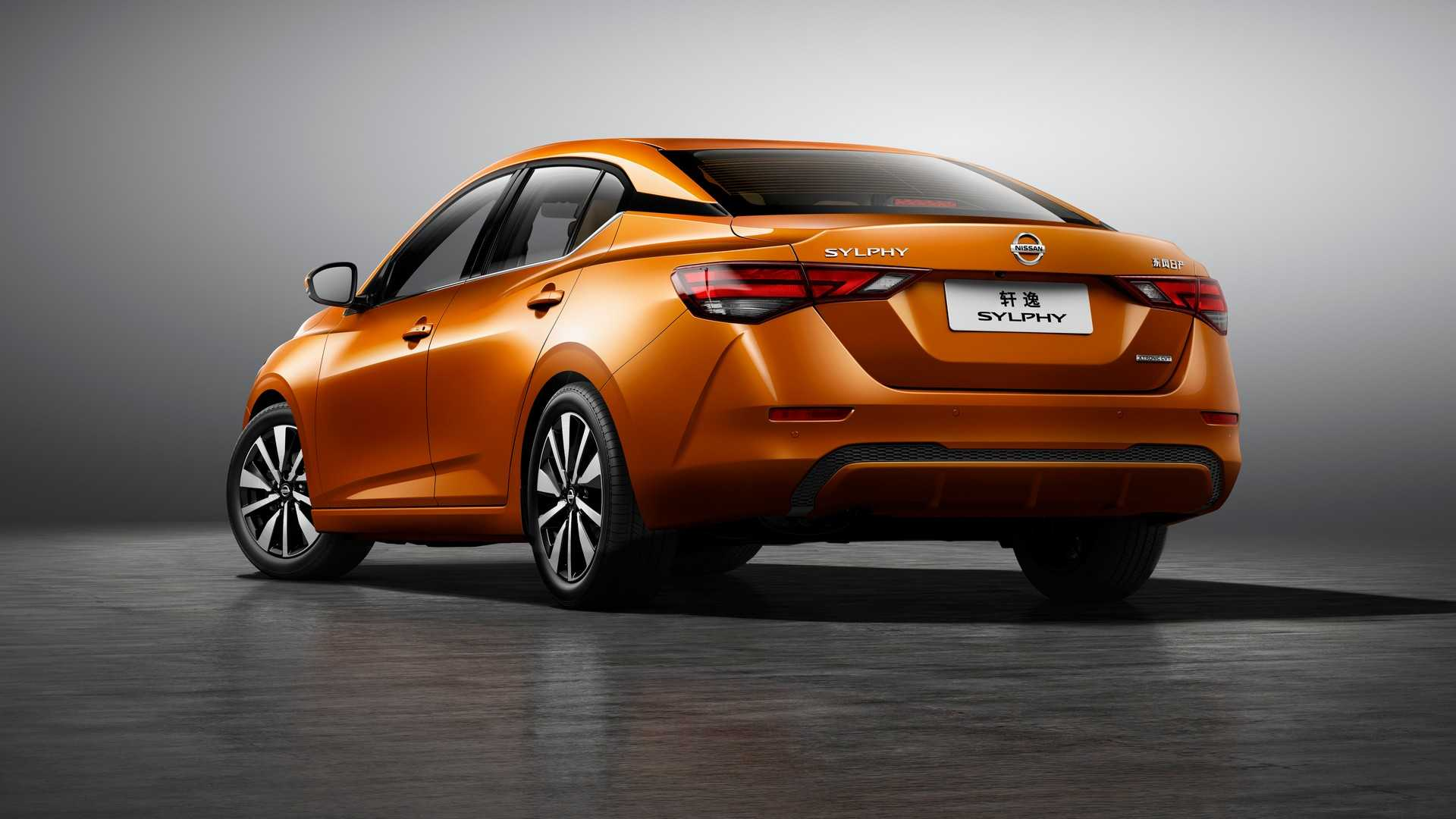 Next-Generation Nissan Sentra Previewed By All-New Sylphy