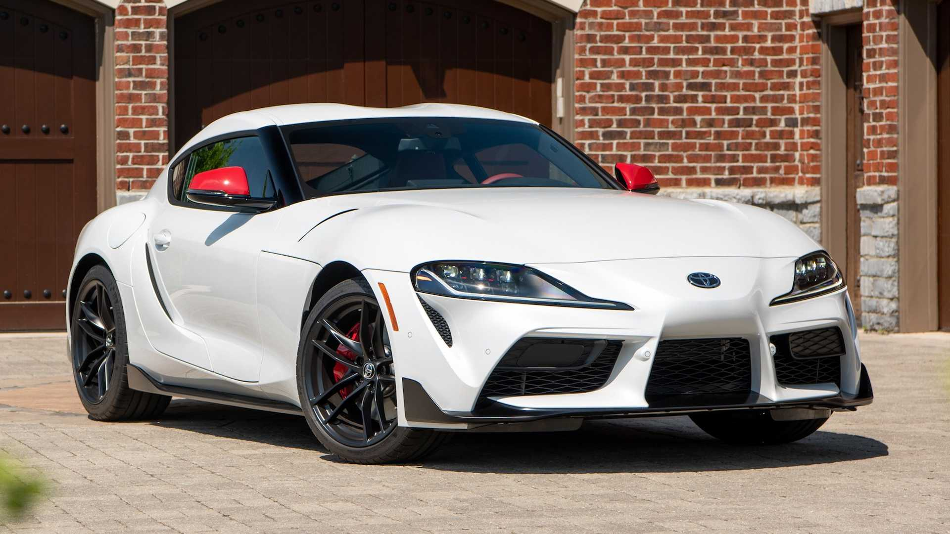 Pictures Of 2020 Toyota Supra