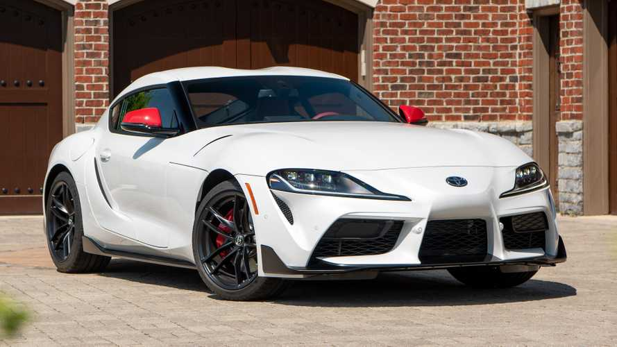 Toyota Supras are finally landing with UK customers