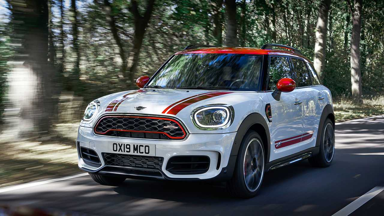 Nuova MINI John Cooper Works Countryman 2019