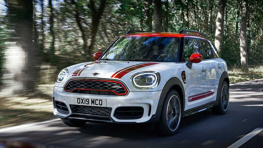 Mini John Cooper Works Countryman 2019