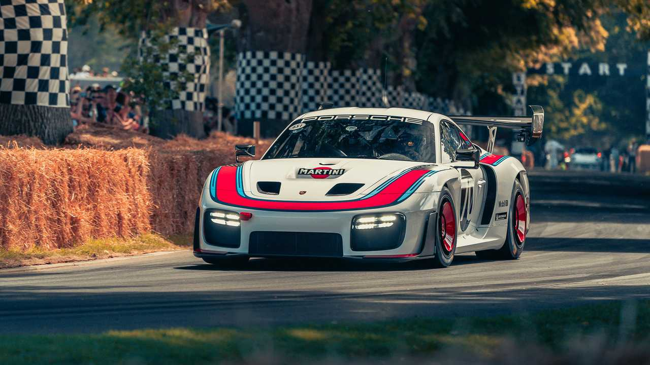 Porsche Goodwood Festival of Speed 2019