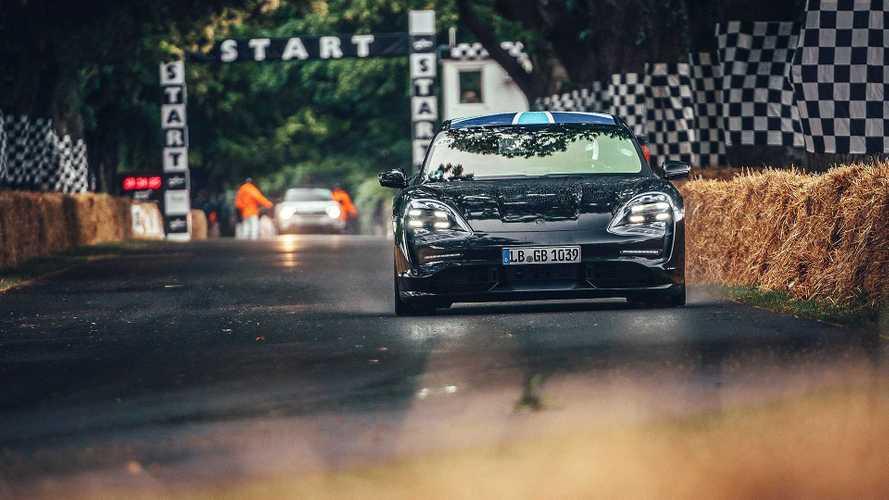 Porsche Taycan Pre Orders Soar Above 30,000