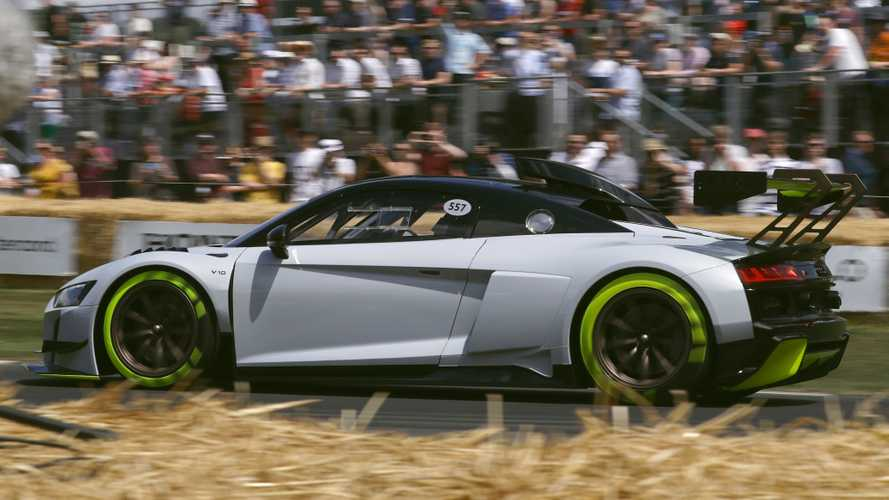 2020 Audi R8 LMS GT2 Is A Wild Race Car With 630 HP [UPDATE]