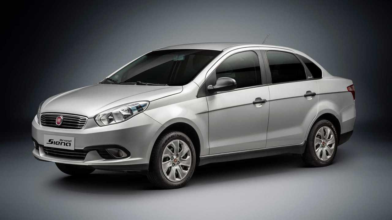 Fiat Grand Siena GNV